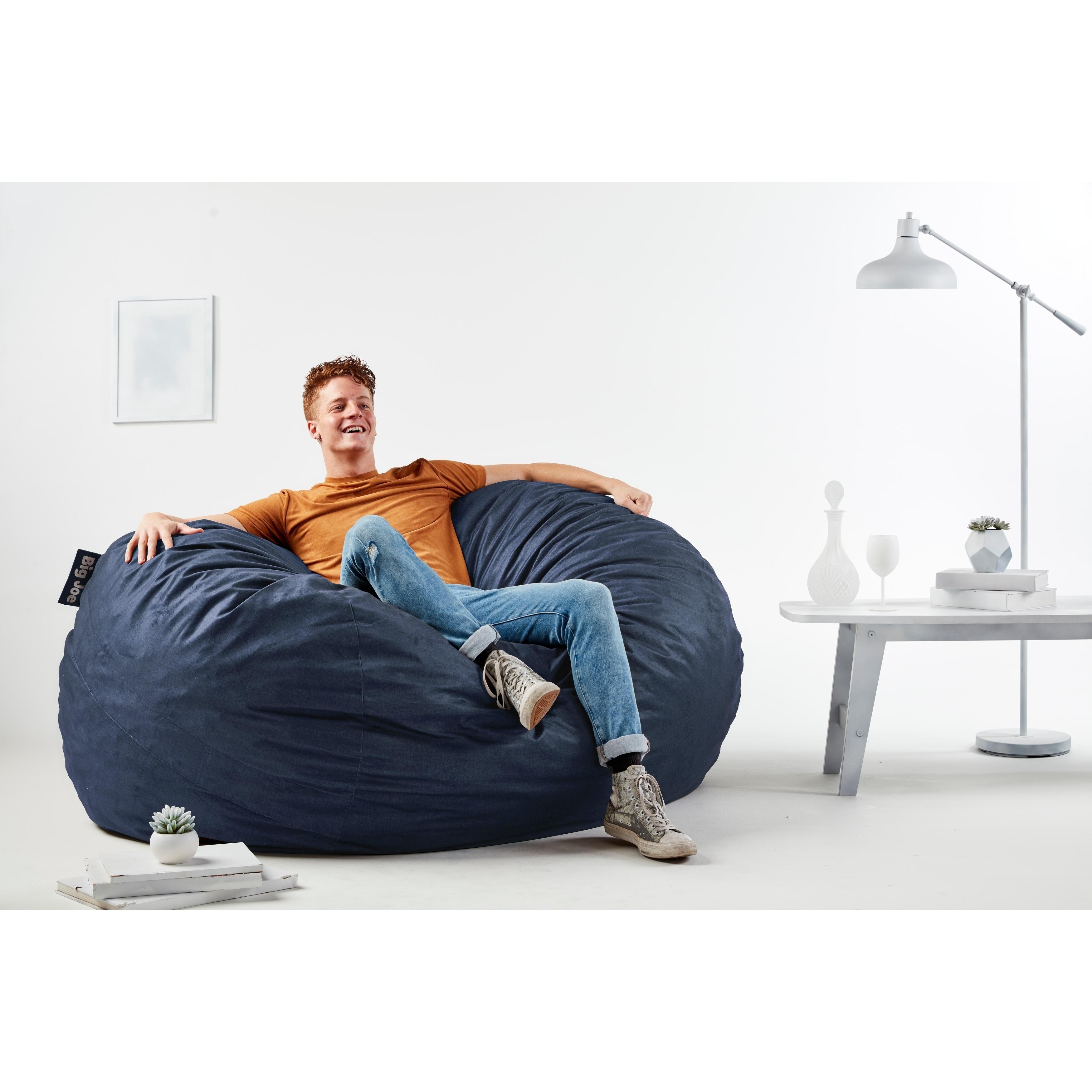 Excellent Big Joe Xl Fuf Chair Lenox Ibusinesslaw Wood Chair Design Ideas Ibusinesslaworg