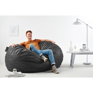 Big Joe XL Fuf Chair; Lenox