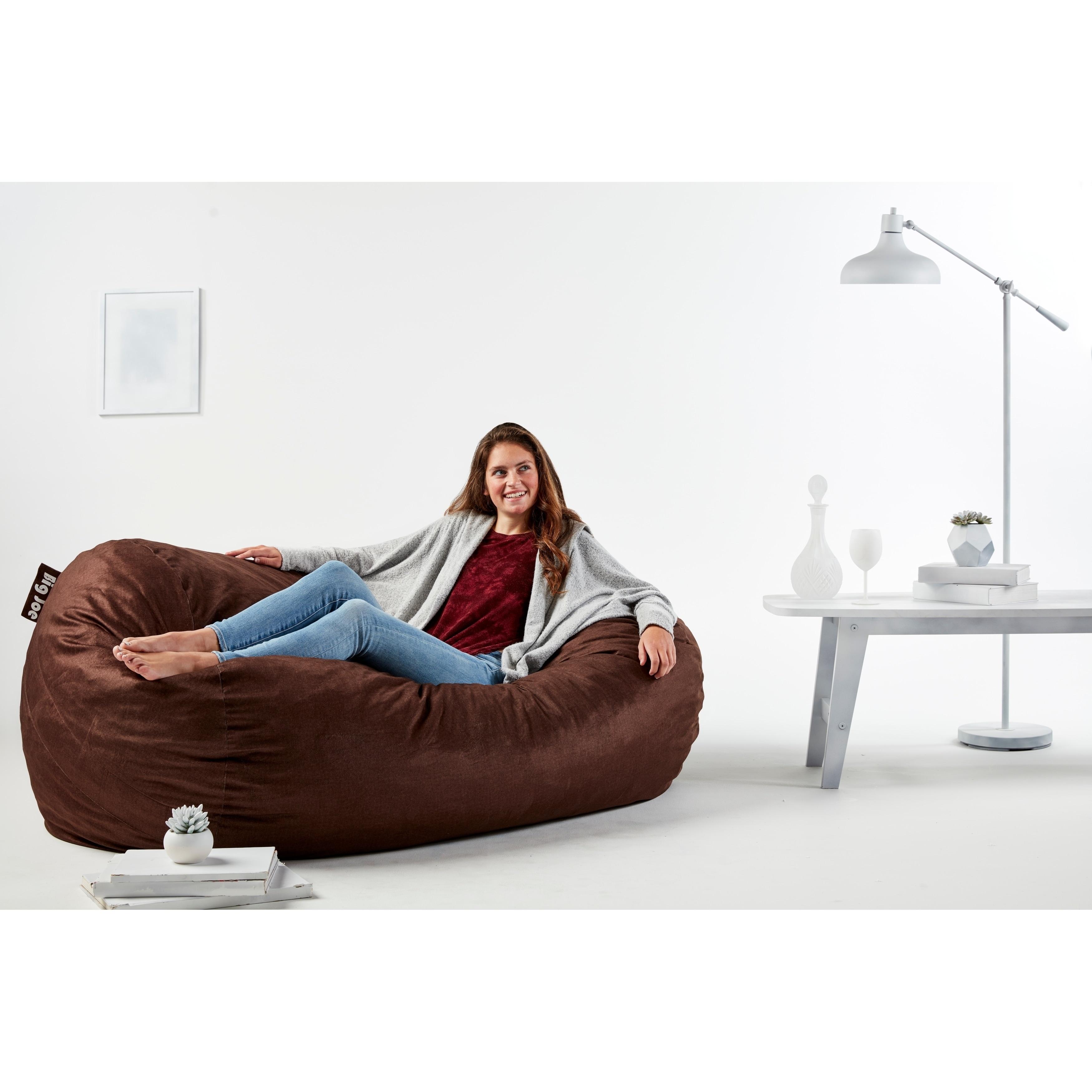 Fine Big Joe Media Lounger Fuf Dailytribune Chair Design For Home Dailytribuneorg