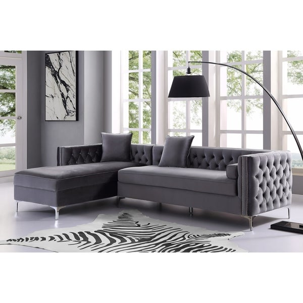 with set sofas sectional reversible for overstock less pillows sofa garden home accent chaise subcat