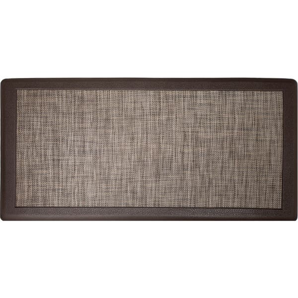 Hillside Oversized Oil- and Stain-Resistant Anti-Fatigue Kitchen Mat (20\