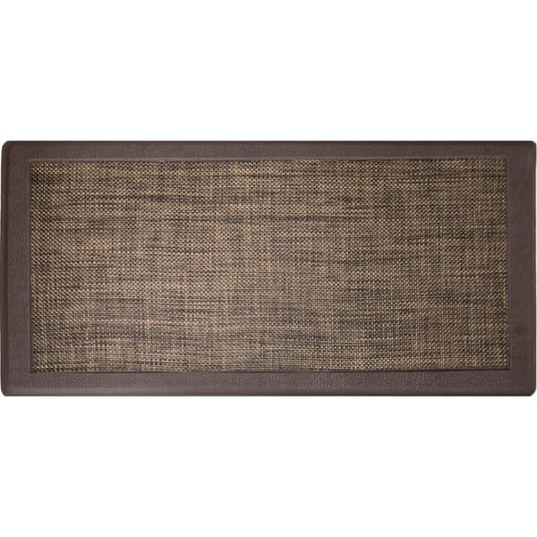 Hillside Oversized Oil And Stain Resistant Anti Fatigue Kitchen Mat 20 X 39 20 X 39