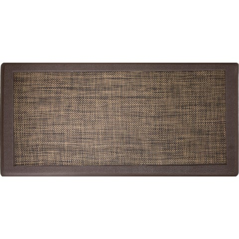 Hillside Oversized Oil- and Stain-Resistant Anti-Fatigue Kitchen Mat