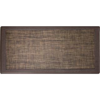 """Hillside Oversized Oil- and Stain-Resistant Anti-Fatigue Kitchen Mat (20"""" x 39"""") - 20"""" x 39"""""""