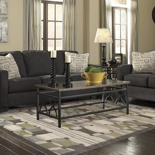 Miranda Haus Designer Axton Area Rug (4' x 6') - 4' x 6'