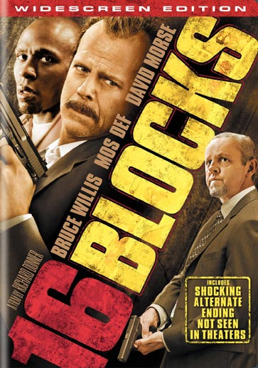 16 Blocks (DVD)