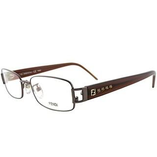 Fendi Oval FE 941R 027 Women Bronze Frame Eyeglasses