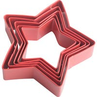 Metal Cookie Cutter Set 5/Pkg