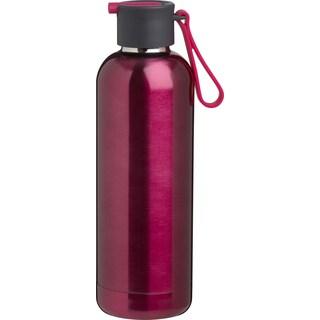 Stainless Steel Brisk Vacuum Bottle 17oz