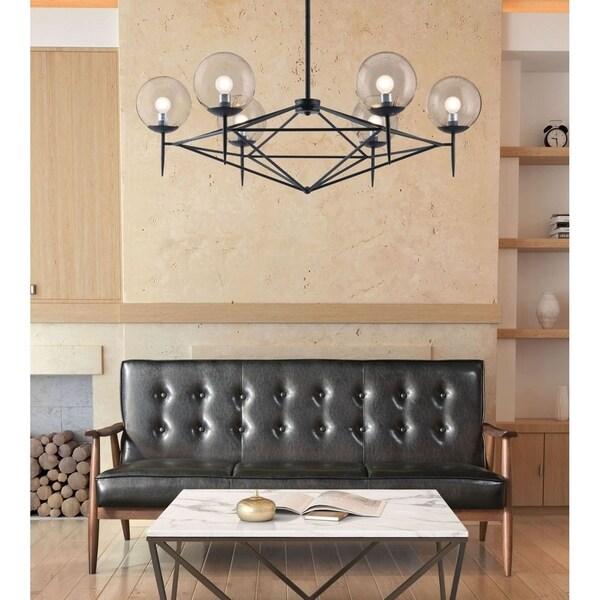 Carmen Ceiling Lamp Black