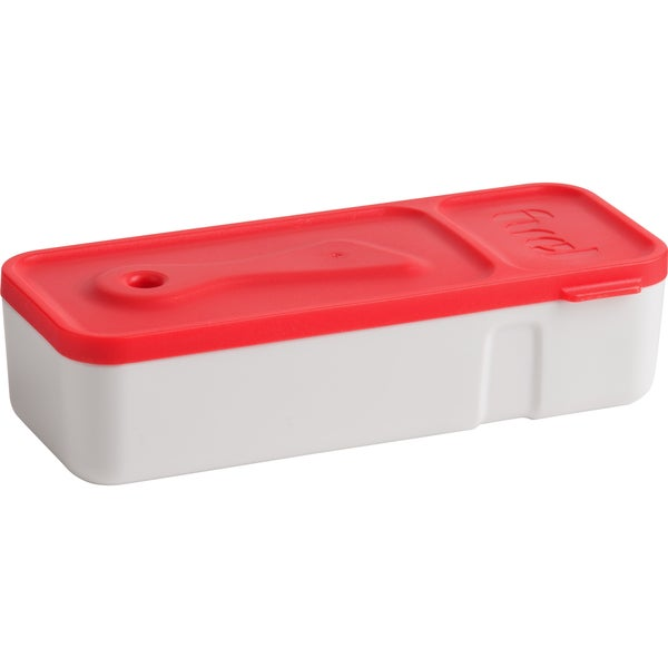Snack-N-Dip Container