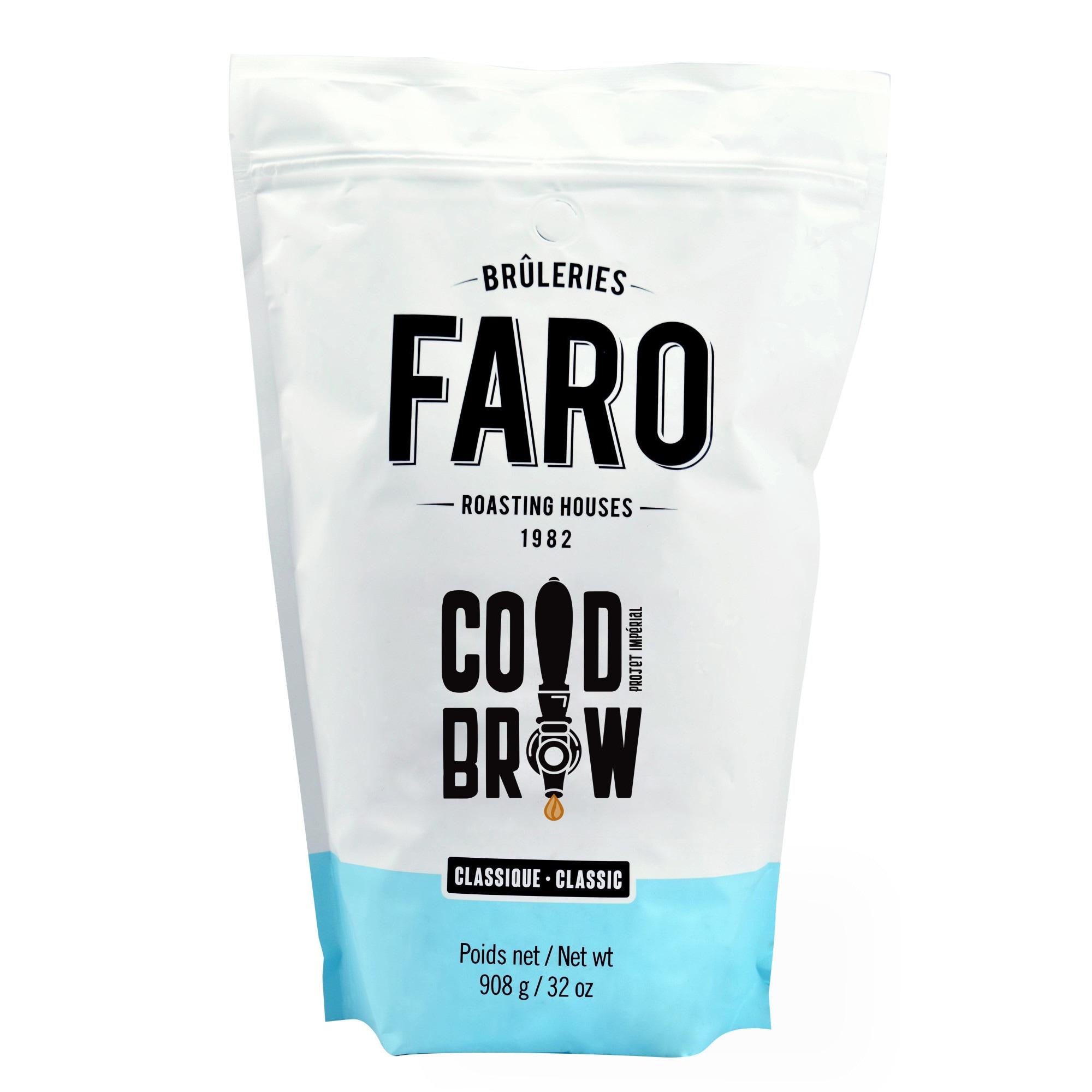 Faro Imperial Project Blend, Brilliant, Cold Brew Specifi...