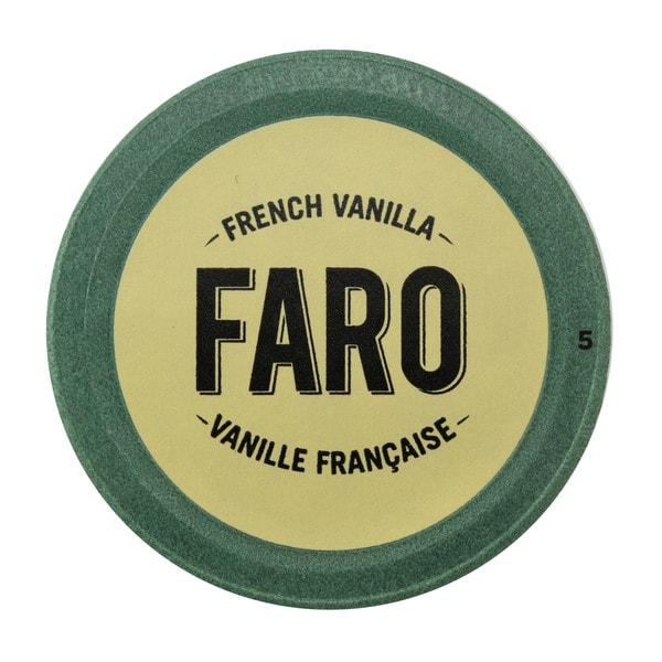 Faro French Vanilla, Light Roast, 100% Compostable, Rainforest Alliance, Keurig Compatible Single Serve Cups 48 Count