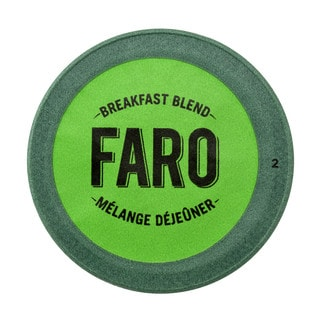 Faro Breakfast Blend, Light Roast Coffee. 100% Compostable, Organic, Fair Trade Single Serve Cups for Keurig Brewers 12 Count