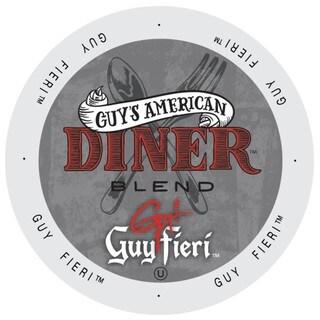 Guy Fieri Coffee Guy's American Diner Blend, Single Cups for Keurig Brewers 96 Count