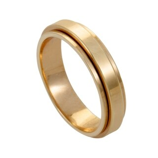 Possession Womens Rose Gold Band Ring