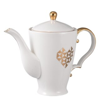 "Amore Teapot, 5x10x8.5"""