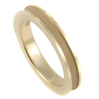 Mi Princesa Yellow Gold Wedding Band DA10926-01