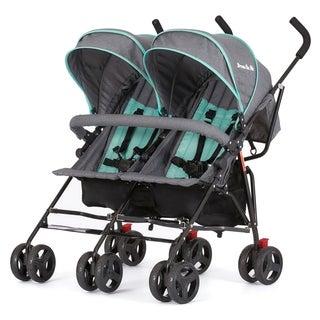 Dream On Me, Volgo Twin Umbrella Stroller