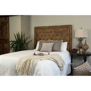 Leffler Home Eden Queen Bed in Bomber Jacket Pinto