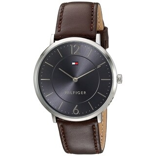 Tommy Hilfiger Leather Mens Watch 1710352