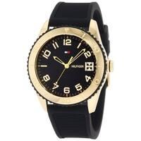 Tommy Hilfiger Sport Gold-Tone Ladies Watch