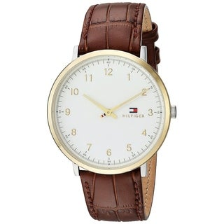 Tommy Hilfiger Leather Mens Watch 1791340