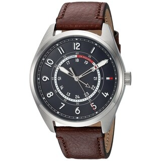 Tommy Hilfiger Leather Mens Watch 1791371