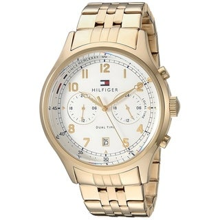 Tommy Hilfiger Emerson Gold-Tone Chronograph Ladies Watch 1791390