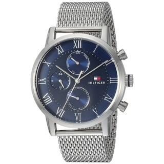 Tommy Hilfiger Stainless Steel Chronograph Mens Watch 1791398