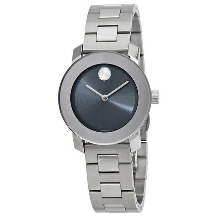 a6e30936e Shop Movado Bold Stainless Steel Ladies Watch - Ships To Canada ...