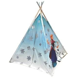 Fronzen TeePee Tent