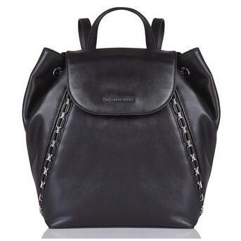 Shop Michael Kors Sadie Medium Backpack - Black - 30F7SAEB2L-001 - Free  Shipping Today - Overstock.com - 19786524 f7853dd2c1b8