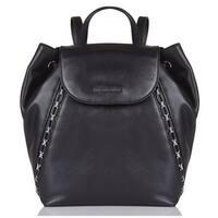 Michael Kors Sadie Medium Backpack - Black - 30F7SAEB2L-001