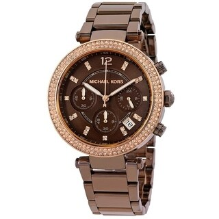 Michael Kors Parker Sable Chronograph Ladies Watch MK6378