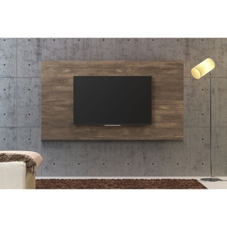manhattan comfort cabrini 1 2 floating wall theater entertainment center free shipping today. Black Bedroom Furniture Sets. Home Design Ideas