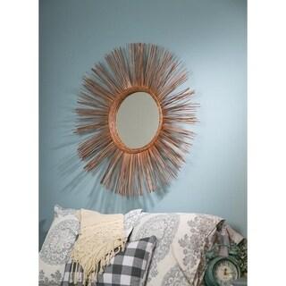 Fairholt Bohemian Sunburst Wall mirror