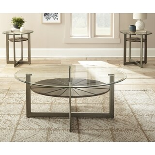 Greyson Living Orren 3-Piece Occasional Table Set