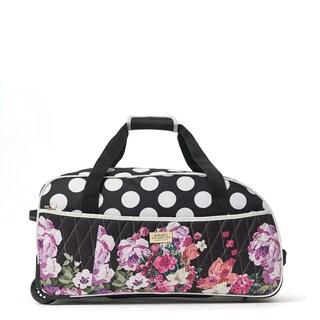 Macbeth Giuliana 21.5-Inch Rolling Duffel Bag