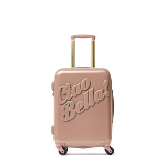 Macbeth Ciao Bella 21-Inch Hardside Carry-on Rolling Upright Suitcase