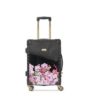 Macbeth Giuliana Trunk 21-Inch Hardside Carry-on Spinner Upright Suitcase