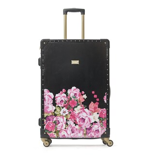 Macbeth Giuliana Trunk 28-Inch Hardside Spinner Suitcase