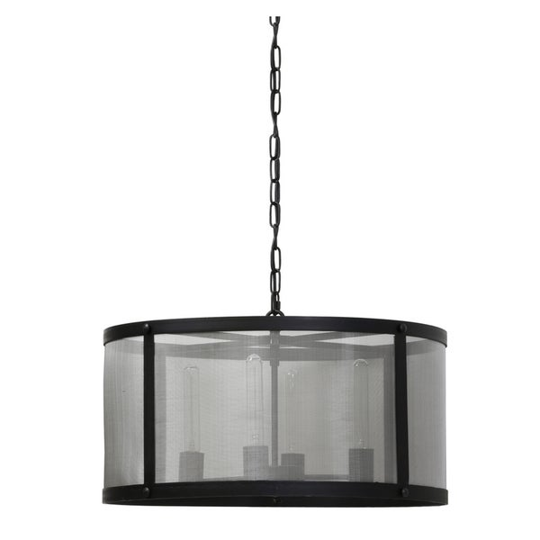 Industrial chic lighting Industrial Vintage Shop Urban Designs Lancelot 235inch Industrial Chic Hanging Lamp Black Free Shipping Today Overstockcom 19791681 Webnuggetzcom Shop Urban Designs Lancelot 235inch Industrial Chic Hanging Lamp