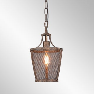 Charleston Mesh Chandelier Small by Kosas Home