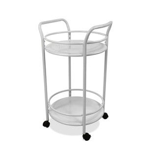 3 Tier Cart Metal Cart for Kitchen, Storage, Arts and Crafts, Office, Bathroom, Bar