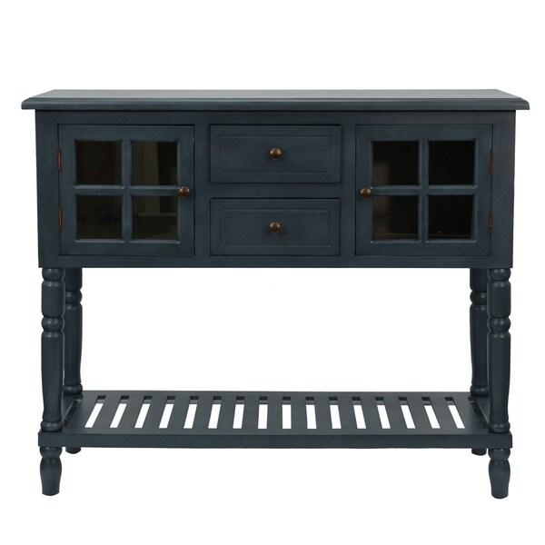 Morgan Two Door Console Table