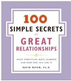 100 Simple Secrets of Great Relationships: What Scientists Have Learned and How You Can Use It (Paperback)