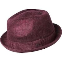 afcc8441 Shop Men's Bailey of Hollywood Wyman Newsboy Cap 25480 Burgundy ...