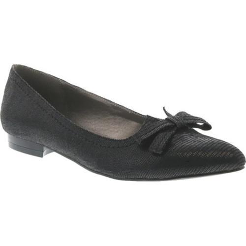39ddd0a6d2e Shop Women s Bellini Fiddle Dress Flat Black Lizard Fabric - Free Shipping  Today - Overstock.com - 17620772
