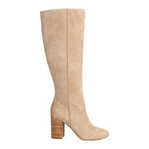 Women's Kenneth Cole New York Clarissa Knee High Boot Almond Suede